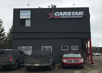 St Albert auto body shop CARSTAR