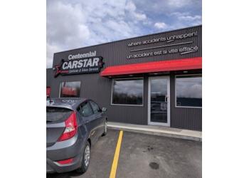 Moncton auto body shop CARSTAR Moncton