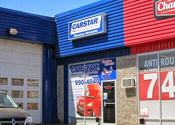 Quebec auto body shop CARSTAR