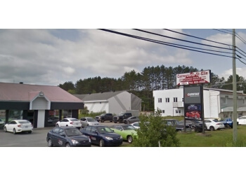 Sherbrooke auto body shop CARSTAR St-Elie