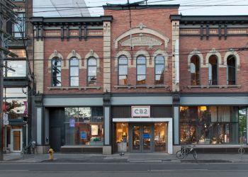 Toronto furniture store CB2