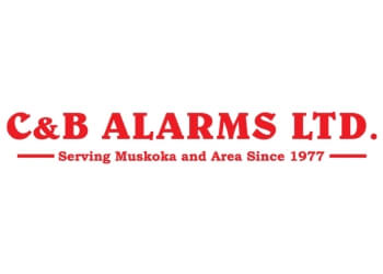 Huntsville security system C & B Alarms Ltd