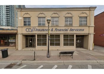 Brampton insurance agency CCV Insurance & Financial