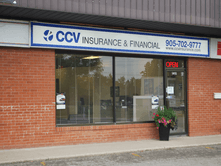 Halton Hills insurance agency CCV Insurance & Financial