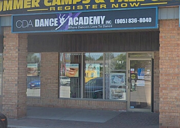 Newmarket dance school CDA Dance Academy