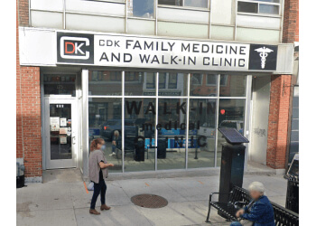 Kingston urgent care clinic CDK Family Medicine and Walk-In Clinic