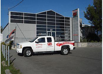 Kingston garage door repair CDS Commercial Door Systems Ltd.