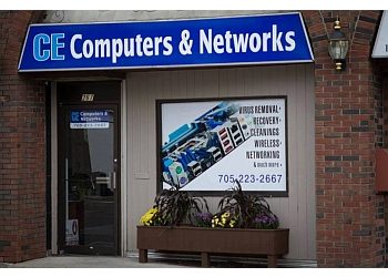 North Bay computer repair C E Computers