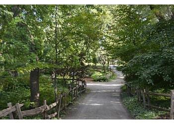 Laval hiking trail CENTRE DE LA NATURE