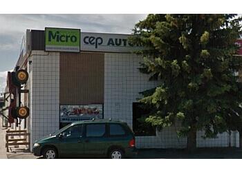 Lethbridge auto parts store C.E.P. Automotive Ltd.