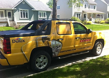 Fredericton painter CERTAPRO PAINTERS