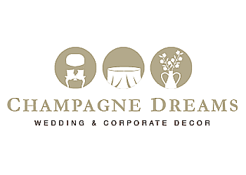 Abbotsford wedding planner CHAMPAGNE DREAMS