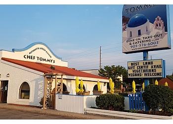 Oshawa mediterranean restaurant CHEF TOMMY'S