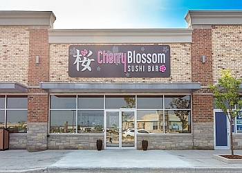 Guelph sushi CHERRY BLOSSOM SUSHI BAR