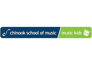 Calgary music school CHINOOK SCHOOL OF MUSIC