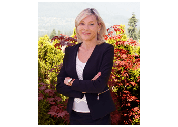 North Vancouver business lawyer CINDY SILVER