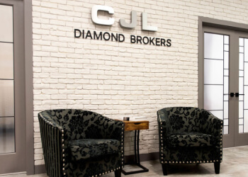 Red Deer jewelry CJL Diamond Brokers