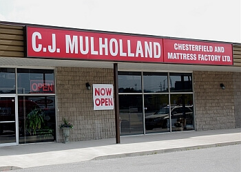 Hamilton mattress store C.J. MULHOLLAND MATTRESS FACTORY LTD.