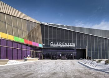 Edmonton recreation center CLAREVIEW COMMUNITY RECREATION CENTRE