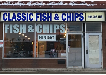 Halton Hills fish and chip Classic Fish & Chips