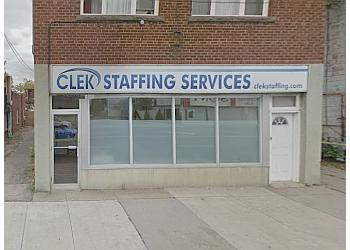 Hamilton employment agency CLEK Staffing Services