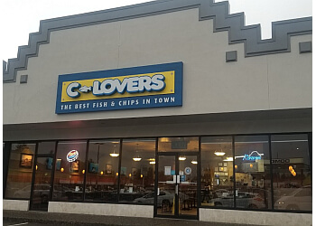 Abbotsford fish and chip C-Lovers Fish & Chips