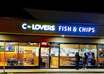 Coquitlam fish and chip C-Lovers Fish & Chips