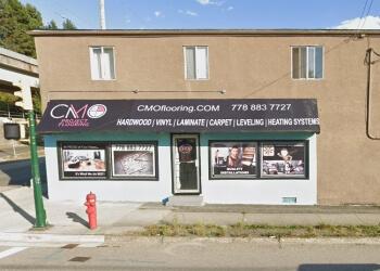 Vancouver flooring company CMO Flooring