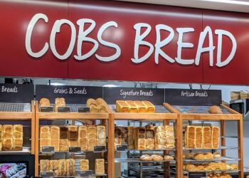 Grande Prairie bakery COBS Bread