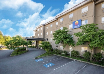 Langley hotel COMFORT INN & SUITES