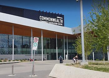 Edmonton recreation center COMMONWEALTH COMMUNITY REC CENTRE