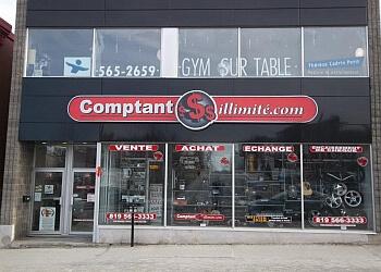 Sherbrooke pawn shop COMPTANT ILLIMITÉ.COM