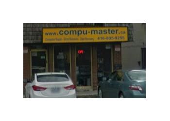 Halton Hills computer repair COMPUMASTER