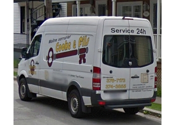 Trois Rivieres locksmith COOKE & FILES ENR.