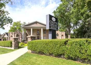 Cambridge funeral home COUTTS FUNERAL HOME & CREMATION CENTRE