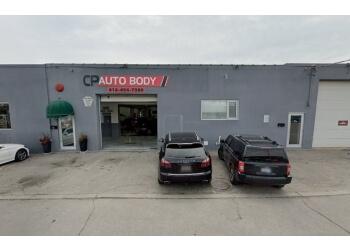 Toronto auto body shop CP Auto Body