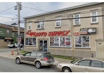 Halifax auto parts store C & R Auto Supply Ltd.