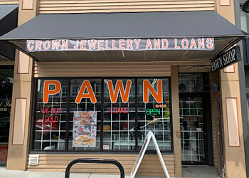 CROWN JEWELLERY AND LOANS