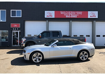 Thunder Bay car repair shop CRS Auto Center