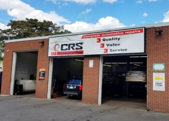Hamilton car repair shop CRS Automotive