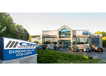 Hamilton auto body shop CSN Collision Centre