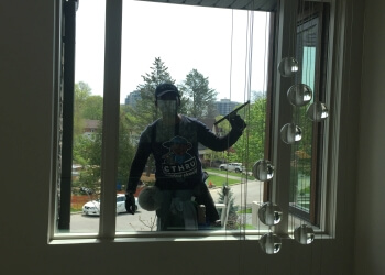 Pickering window cleaner CTHRU