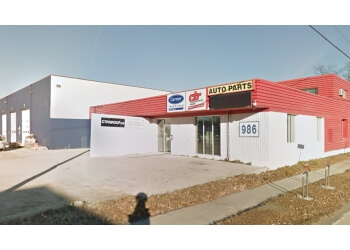 Winnipeg auto parts store CTR Auto Parts