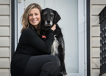 St Albert dog trainer CW Canine Consulting at Mr. Pet's