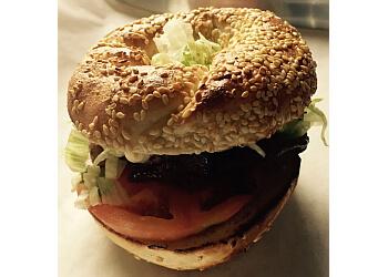 Ottawa bagel shop Cadmans Montreal Bagels