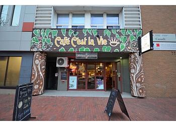 Moncton cafe Café C'est La Vie