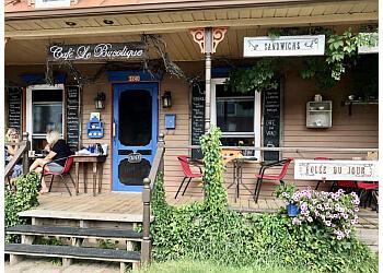 Shawinigan cafe Café Le Bucolique de Ste-Flore