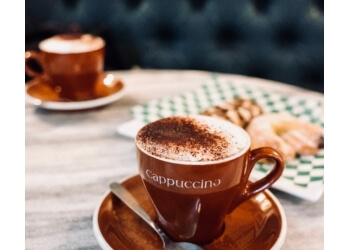 Montreal cafe Café Olimpico
