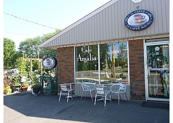 Welland cafe Cafe Amalia