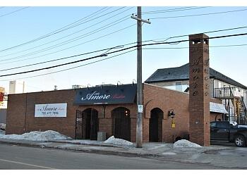 Edmonton italian restaurant Cafe Amore Bistro